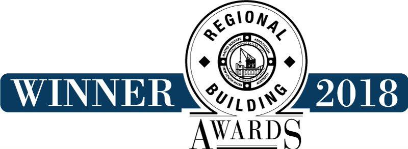 Regional Builder of the year 2018